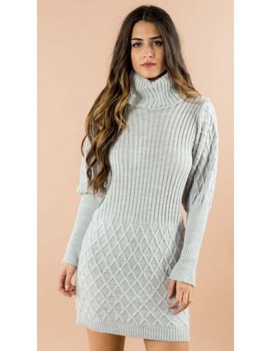 Vestido Magda tricot